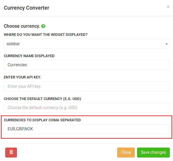 currency-widget